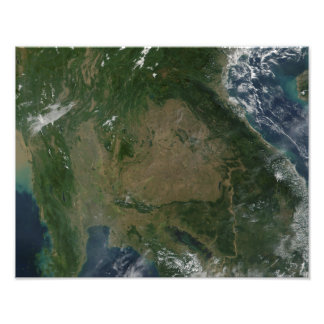Southeastern Asia Photo Print