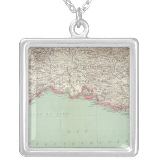 Southeastern France Silver Plated Necklace