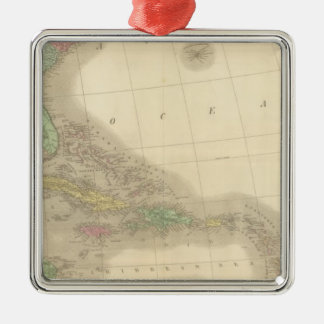 Southeastern North America Christmas Ornament