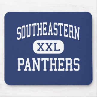 Southeastern - Panthers - High - Richmond Dale Mouse Pad
