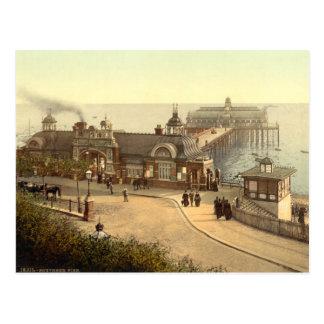 Southend-on-Sea Pier I, Essex, England Postcard