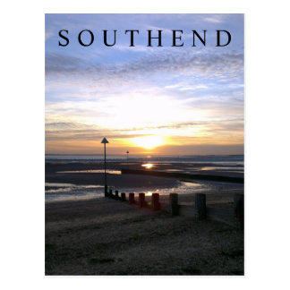 Southend on Sea postcard