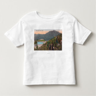 Southern Aerial View from Monte Rio Toddler T-Shirt