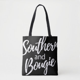 Southern and Bougie Tote Bag