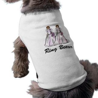 Southern Belle Brides Sleeveless Dog Shirt