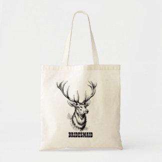 Southern Bridesmaid Tote Bag