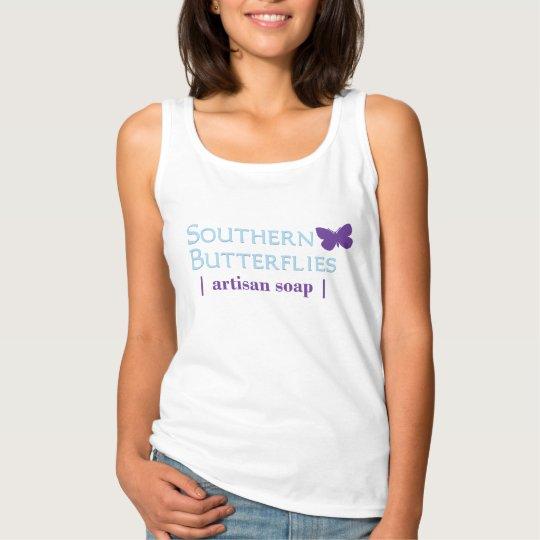 Southern Butterflies Tank Top