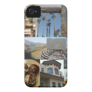 Southern California Blackberry iPhone 4 Cover