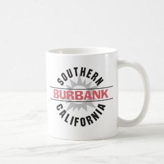 Southern California Burbank Basic White Mug
