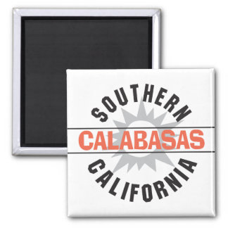 Southern California - Calabasas Square Magnet