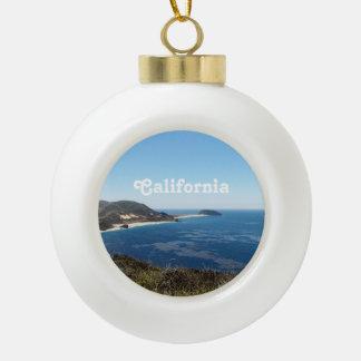 Southern California Ceramic Ball Decoration