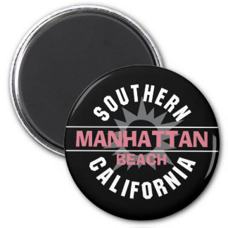 Southern California - Manhattan Beach Magnet