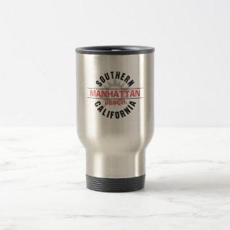 Southern California - Manhattan Beach Coffee Mugs