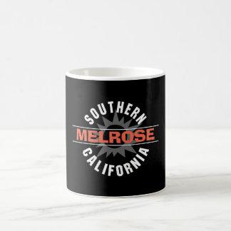 Southern California - Melrose Mugs
