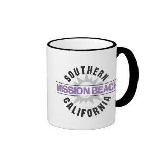 Southern California - Mission Beach Coffee Mug