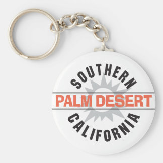 Southern California - Palm Desert Key Ring