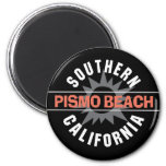 Southern California - Pismo Beach Refrigerator Magnet