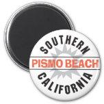 Southern California - Pismo Beach Refrigerator Magnet