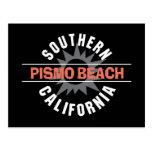 Southern California - Pismo Beach Post Card