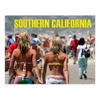 Southern California Postcard