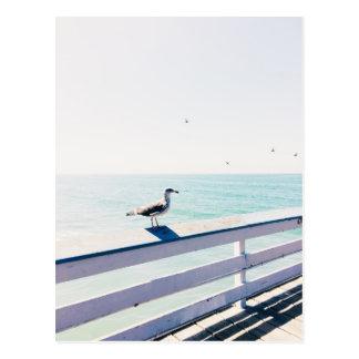 Southern California Postcard - San Clemente Pier
