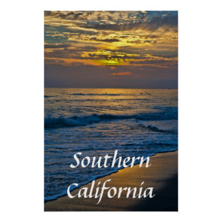 Southern California Poster