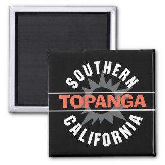 Southern California - Topanga Refrigerator Magnet