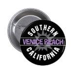 Southern California - Venice Beach Pin