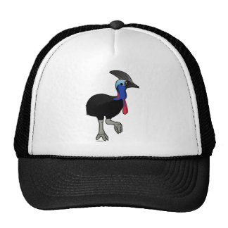Southern Cassowary Hat
