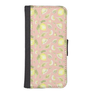 Southern Charm Lemon Pattern Case