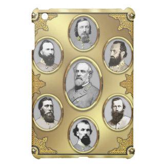 Southern Civil War Generals iPad Case