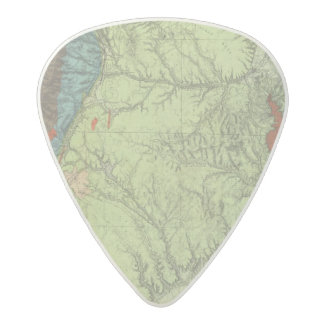 Southern Colorado 2 Acetal Guitar Pick
