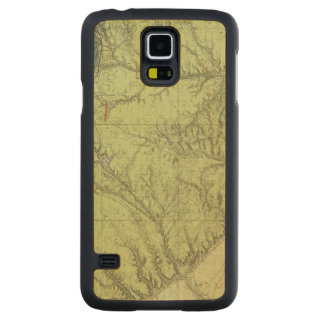 Southern Colorado 2 Carved Maple Galaxy S5 Case