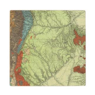 Southern Colorado 2 Wood Coaster