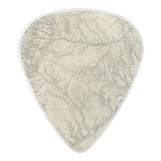 Southern Colorado Acetal Guitar Pick