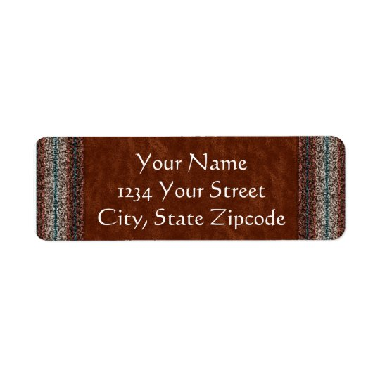 Southern Comfort Return Address Labels