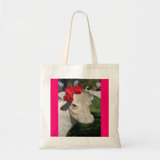 Southern Cow Tote Budget Tote Bag