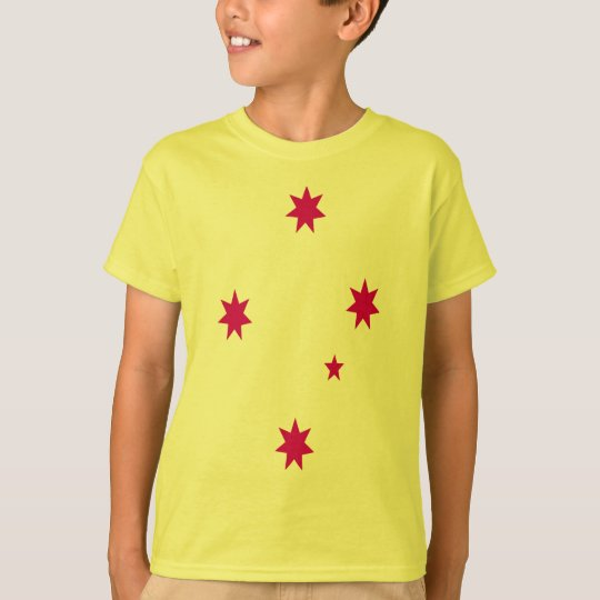 Southern Cross Pink T-Shirt