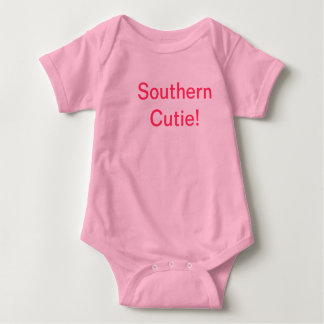 Southern Cutie One-Piece T-shirt