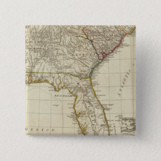 Southern dominions US 15 Cm Square Badge