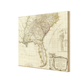 Southern dominions US Canvas Print