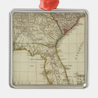Southern dominions US Christmas Ornament