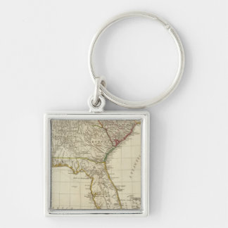 Southern dominions US Key Ring