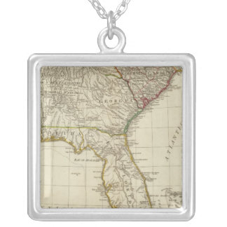 Southern dominions US Silver Plated Necklace