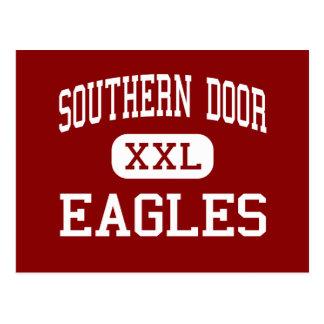 Southern Door - Eagles - Middle - Brussels Postcard