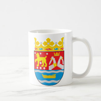 Southern Finland Coat of Arms Mug