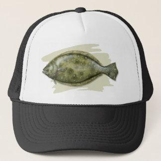 Southern Flounder Trucker Hat