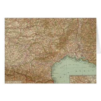 Southern France 3536 Greeting Card