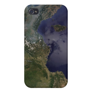 Southern France and Northern Italy Case For iPhone 4