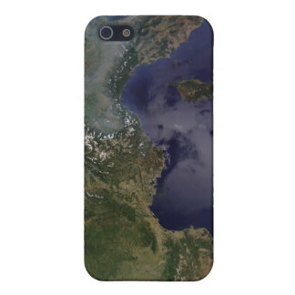 Southern France and Northern Italy iPhone 5 Cover